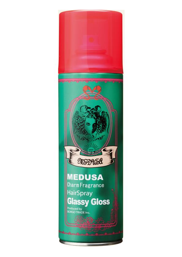 medusa charm fragrance glassygloss